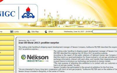 Iran Oil Show 2017