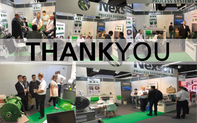Thanks to ACHEMA 2018