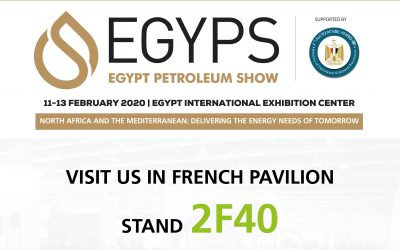 NEXSON GROUP AT THE EGYPS 2020 EXHIBITION