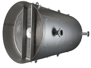 nexson spiral heat exchanger