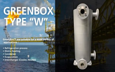 New product on board – Greenbox W